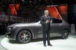 Первый кроссовер Maserati наконец-то появился на публике - фото 5