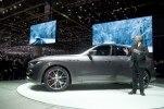 Первый кроссовер Maserati наконец-то появился на публике - фото 6