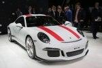 Porsche представил спорткар 911 R - фото 1