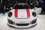 Porsche представил спорткар 911 R - фото 2