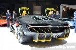 У Lamborghini впервые появился суперкар с полноуправляемым шасси - фото 7