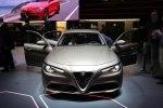 Alfa Romeo перестала скрывать «слабые» версии седана Giulia - фото 75