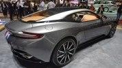 В Женеве дебютировал первый Aston Martin с турбонаддувом - фото 4