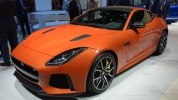 Jaguar представляет новый суперкар F-TYPE SVR - фото 1