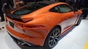 Jaguar представляет новый суперкар F-TYPE SVR - фото 2