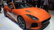 Jaguar представляет новый суперкар F-TYPE SVR - фото 3