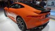Jaguar представляет новый суперкар F-TYPE SVR - фото 4