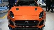 Jaguar представляет новый суперкар F-TYPE SVR - фото 5