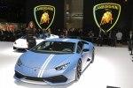 Lamborghini представляет лимитированную серию Huracan LP 610-4 Avio - фото 10