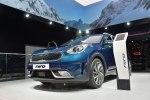 Kia впервые в Европе представила новый Niro - фото 1