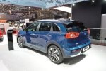 Kia впервые в Европе представила новый Niro - фото 3