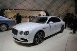 Компания Bentley представляет новый Flying Spur V8 S - фото 2