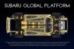 В Японии представлена платформа Subaru Global Platform - фото 6