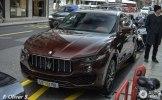 Новейший Maserati Levante засветился на женевских дорогах - фото 6