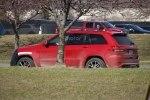 Jeep Grand Cherokee Trackhawk: первые живые фото дьявольски заряженного SUV`а - фото 3
