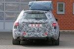 Универсал Mercedes-AMG E63 был замечен фотошпионами во время разгрузки - фото 6