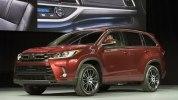 Toyota представила обновленный внедорожник Highlander - фото 3