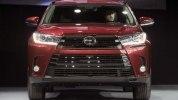 Toyota представила обновленный внедорожник Highlander - фото 7