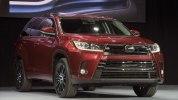 Toyota представила обновленный внедорожник Highlander - фото 9