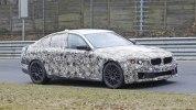 Прототип нового BMW M5 вышел на тесты - фото 13