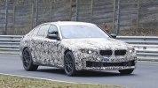 Прототип нового BMW M5 вышел на тесты - фото 17