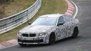 Прототип нового BMW M5 вышел на тесты - фото 2