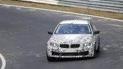 Прототип нового BMW M5 вышел на тесты - фото 28