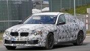 Прототип нового BMW M5 вышел на тесты - фото 30
