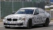 Прототип нового BMW M5 вышел на тесты - фото 31