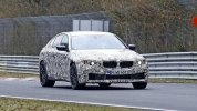 Прототип нового BMW M5 вышел на тесты - фото 4