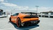 Американцы создали «аэрокосмический» Lamborghini Huracan - фото 3