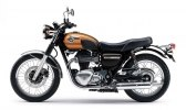 Мотоцикл Kawasaki W800 Final Edition - фото 2