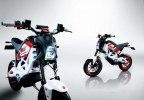 Компания Suzuki патентует электрический минибайк - фото 5
