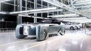 Rolls-Royce представил роскошный автономный электрокар - фото 15