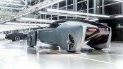 Rolls-Royce представил роскошный автономный электрокар - фото 16