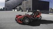 Новый Polaris Slingshot получит роскошную отделку и съемную крышу - фото 6