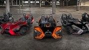 Новый Polaris Slingshot получит роскошную отделку и съемную крышу - фото 7