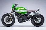Kawasaki представляет мотоцикл Urban-X - фото 1