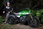 Kawasaki представляет мотоцикл Urban-X - фото 10
