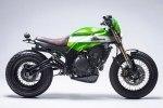 Kawasaki представляет мотоцикл Urban-X - фото 2