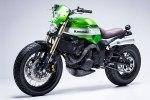 Kawasaki представляет мотоцикл Urban-X - фото 3