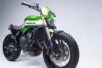 Kawasaki представляет мотоцикл Urban-X - фото 6