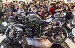 Intermot 2016: спецвыпуск Kawasaki H2 Carbon 2017 - фото 4