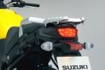 Intermot 2016: новый мотоцикл Suzuki V-Strom 650 / 650XT 2017 - фото 20