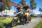 Intermot 2016: новый мотоцикл Suzuki V-Strom 650 / 650XT 2017 - фото 44
