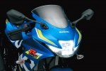 Intermot 2016: Малокубатурный спортбайк Suzuki GSX-R125 2017 - фото 10