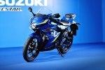 Intermot 2016: Малокубатурный спортбайк Suzuki GSX-R125 2017 - фото 24