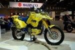 Исторический мотоцикл Suzuki DR-Z Dakar Rally показали на Интермот 2016 - фото 1