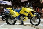 Исторический мотоцикл Suzuki DR-Z Dakar Rally показали на Интермот 2016 - фото 17