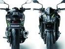 Kawasaki показали нейкед Z900 - фото 13